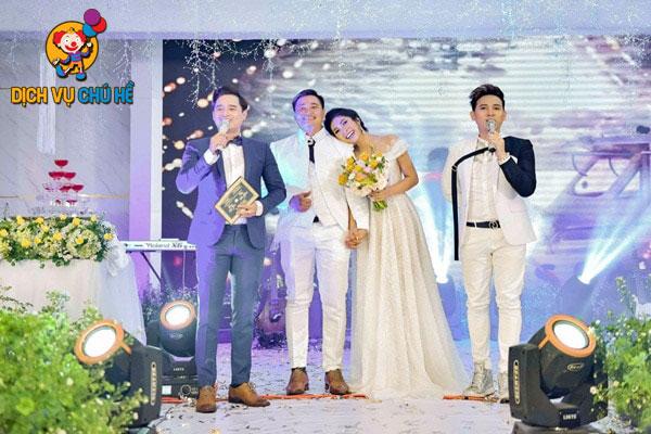 Thuê mc tiệc cưới tại tp hcm