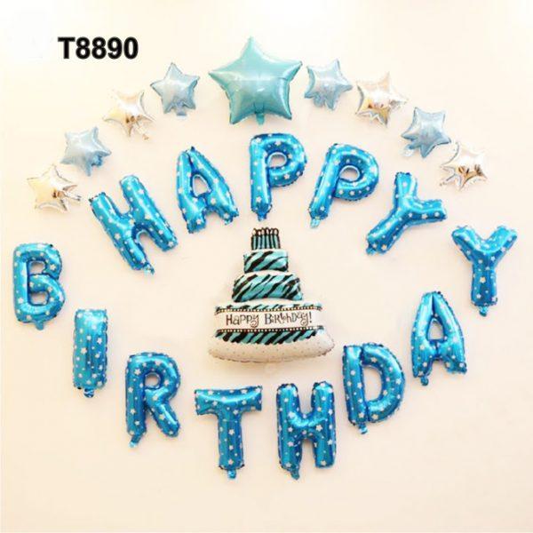 Bộ phụ kiện trang trí sinh nhật cho bé